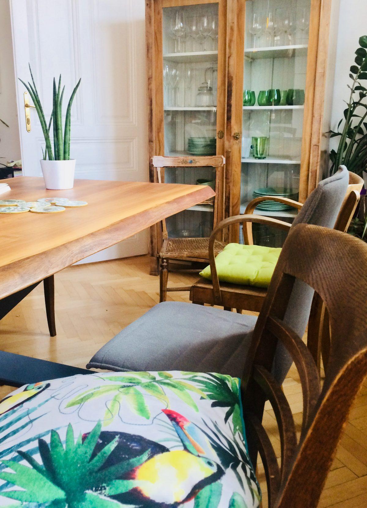 Home is where the Esstisch is – 5 Tipps wie ihr euren perfekten Essplatz gestaltet – Teil 2